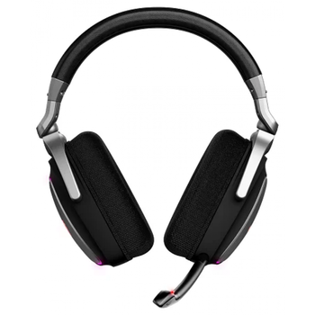 Gaming Headset Asus ROG Delta, 50mm driver, 32 Ohm, 20-20000Hz, 360g, RGB, AMP, USB 2.0/Type C