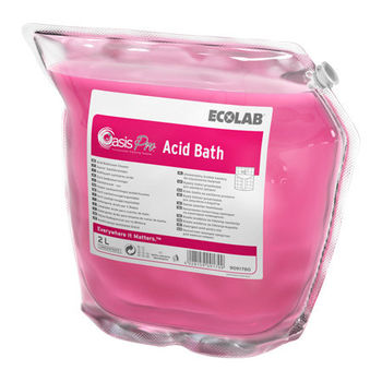 Oasis Pro Acid Bath - Кислотное средство для ванных комнат 2 л