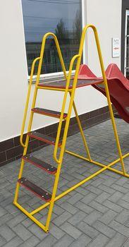 Горка H1200 с лестницей