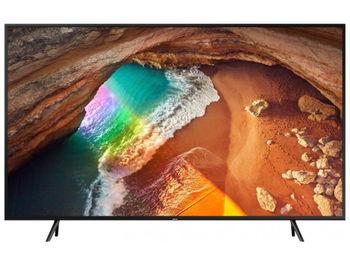 """75 """"LED телевизор Samsung QE75Q60TAUXUA, Черный"""