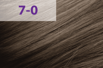 Vopsea p/u păr, ACME jNowa Siena CS, 90 мл., 7/0 - Blond închis
