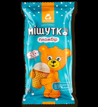 """Мороженое """"МИШУТКА"""" Пломбир в стаканчике 70гр"""