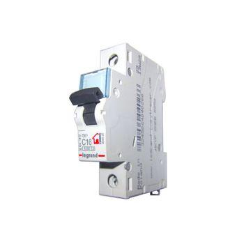 Legrand Автоматический выключатель TH3 C16A 1P 6000