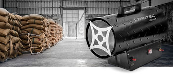 купить Газовый воздухонагреватель TROTEC TGH31E мощностью 30 кВт в Кишинёве