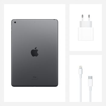 "Apple iPad 2020 10.2"" (32GB Wi-Fi), Space Gray"