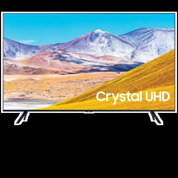 """43"""" LED TV Samsung UE43TU8000UXUA, Black"""