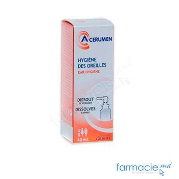 купить A-Церумен spray 40ml в Кишинёве