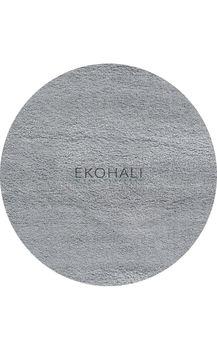Ковёр EKOHALI, Comfort, 1006 Grey, Q160 круглый