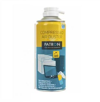 Compressed air PATRON F3-O20,400 ml