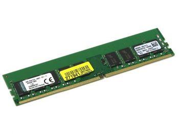 8GB DDR4-2400  Kingston Dell ECC Registered Memory, 1Rx8 RDIMM