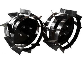 Металлические колеса для мотоблока