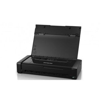 купить Imprimanta inkjet color Epson WorkForce WF-100W Black в Кишинёве