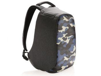 "купить 14"" Bobby compact anti-theft backpack, Camouflage, Blue в Кишинёве"