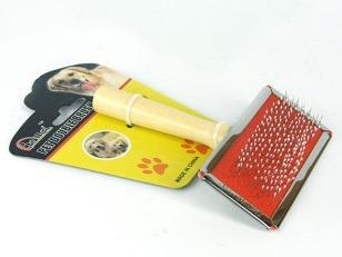 cumpără Пуходерка 9502, 11,5см*13см с деревянной ручкой în Chișinău