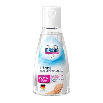 Heitmann Disinfection - Дезинфицирующий гель для рук, 55 мл