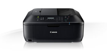 MFD Canon Pixma MX534, Colour Printer/Scanner/Copier/Fax//Wi-Fi/Net,ADF(30-sheet), A4,Print 4800x1200dpi_2pl,Scan 1200x2400dpi_48-bit color,ESAT 9.7/5.5 ipm,64-300г/м2,LCD display,USB 2.0,2 cart,Ink Cartridge PG-440,CL-441(Optional PG-440XL,CL-441XL)