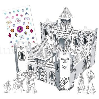 20084 Trefl  A&C - Craft Castle - Castle / Disney Frozen