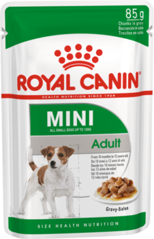 купить Royal Canin  MINI ADULT 85 gr в Кишинёве