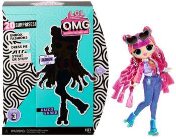 купить L.O.L Surprise OMG Roller Chick в Кишинёве