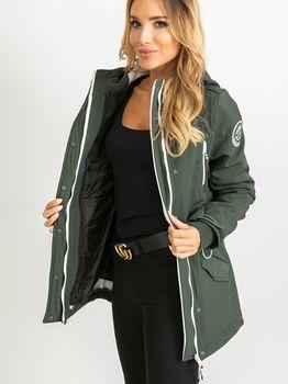 Куртка STITCH&SOUL Зеленый D6835A43323A