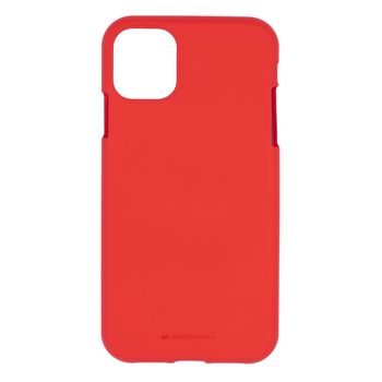 купить Чехол ТПУ Mercury iPhone 11, Red в Кишинёве
