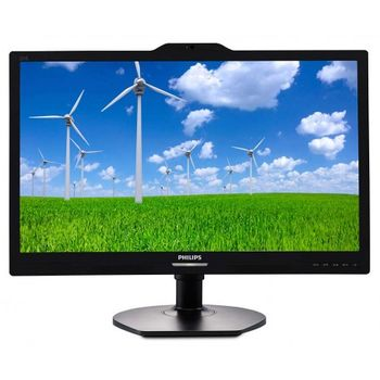 "cumpără ""21.5"""" Philips """"221S6QYKMB"""", Black (IPS 1920x1080, 5ms,250cd,LED20M:1, D-Sub,DVI,DP, HAS 130mm/Pivot) (21.5"""" AH-IPS LED, Black)"" în Chișinău"
