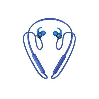 купить Беспроводные наушники Hoco ES11 Maret, Blue в Кишинёве