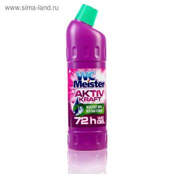 купить Средство для удаления известкого налета WC Meister Activ Kraft Pink, 1 л в Кишинёве