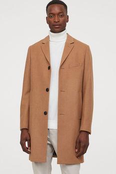 Куртка H&M Коричневый