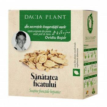 cumpără Ceai Dacia Plant Sănătatea ficatului 50g în Chișinău