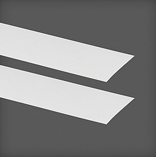 cumpără Capac pentru placa de agățat 581x1x47 mm, alb în Chișinău