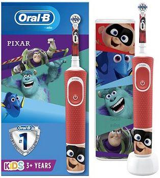 Electric tooth brush Braun Kids Vitality D100 Pixar