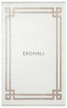 Ковёр EKOHALI Baroque BR 01 White Beige