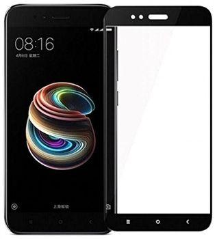 cumpără Sticla de protectie Full Cover (3D) Xiaomi Mi A1/Mi 5X, Black în Chișinău