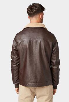 Куртка Tom Tailor Тёмно-коричневый tom tailor 1012097