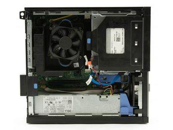 купить DELL 3020 SFF i5-4570 (Quad Core 3,4 up to 3,8Ghz)RAM 4GB, 128GB SSD , DVD+WIN.10 HOME в Кишинёве