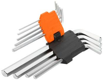 купить Ключи шестигранные 1.5-10mm набор 9 шт Wokin в Кишинёве