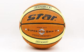 купить Мяч баскетбольный PU №7 STAR C070 в Кишинёве