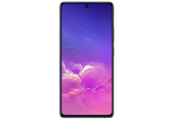 купить Samsung Galaxy S10 Lite G770 Duos 6/128Gb, Black в Кишинёве