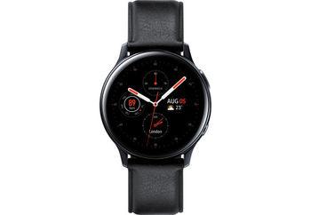 купить Samsung Galaxy Watch Active 2 SM-R820 44mm Stainless Steel, Black в Кишинёве