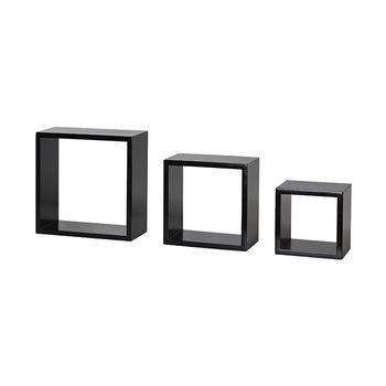 купить Набор Frame 250x250x100 мм, черный в Кишинёве