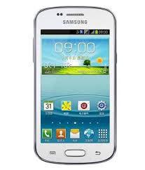 Samsung S7392 Galaxy Fresh (Trend) Red 2 SIM (DUOS)