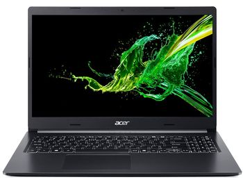 "купить ACER Aspire A515-44 Charcoal Black (NX.HW3EU.007) 15.6"" IPS FHD (AMD Ryzen 3 4300U 4xCore 2.7-3.7GHz, 8Gb (2x4) DDR4 RAM, 512GB PCIe NVMe SSD+HDD Kit, AMD Radeon Graphics, WiFi-AC/BT, Backlit, 3cell, HD webcam, RUS, No OS, 1.9kg) в Кишинёве"