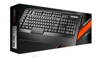 купить Клавиатура STEELSERIES APEX 300 / LOW PROFILE MEMBRANE GAMING KEYBOARD в Кишинёве