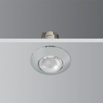 Metsan Встраиваемый светильник R-63 хром