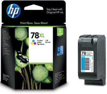 купить Ink Cartridge for HP C6578AE (№78) color Compatible в Кишинёве