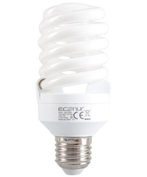 Econur Энергосберегающая лампа E27/15W 2700K
