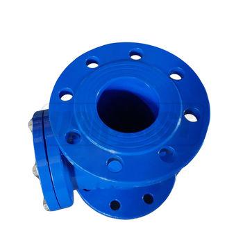 купить Обратный клапан dn250 фланцевый шаровый -  pn10, L=600mm (12-26) Wato 12 отверстий в Кишинёве