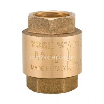 """купить Обратный клапан пруж  2"""" М/М бронз (пласт.шток) - PN10 ITAP 103 в Кишинёве"""