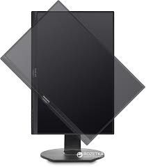 "купить ""23.8"""" Philips """"242B7QPTEB"""", Black (IPS, 2560x1440, 5ms, 300cd, 20M:1, DP,HDMI,DSub, USB,Spk,HAS/Pvt) (23.8"""" AH-IPS W-LED, 2560x1440 WQHD, 0.216mm, 5ms GTG, 300 cd/m², DCR 20 Mln:1 (1000:1), sRGB 16.7M Colors True 8-bit , 178°/178° @C/R>10, 30~83 KHz(H)/ 56~76Hz(V), DisplayPort + miniDP+ HDMI + D-Sub, Stereo Audio-In, Headphone-Out, Built-in speakers, USB 3.0 x4-Hub (1 w/fast charging), DisplayPort-out, Built-in PSU, HAS 150mm, Tilt: -5°/+30°, Swivel +/-175°, Pivot, VESA Mount 100x100, PowerSensor, Flicker-Free, Super Narrow Border, Black)"" в Кишинёве"